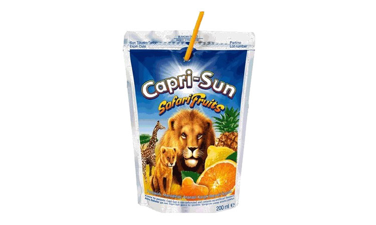 CapriSun Meyve Suyu
