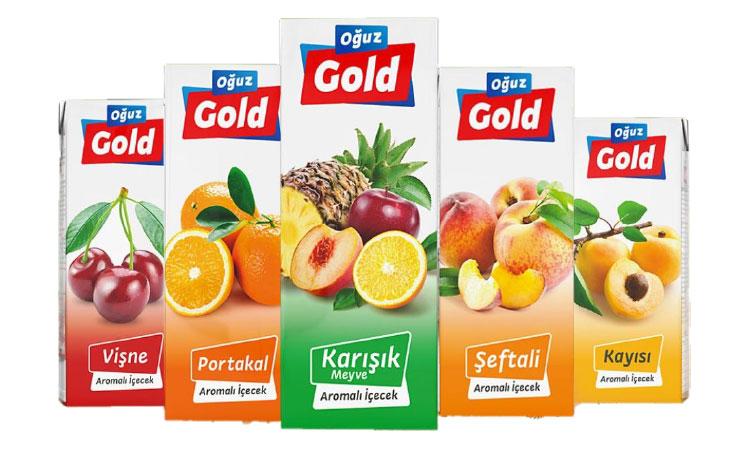Oğuz Gold Meyve Suyu Çeşitleri