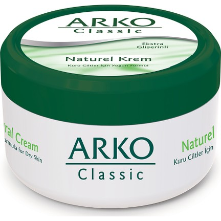 ARKO NATUREL KREM 100ML