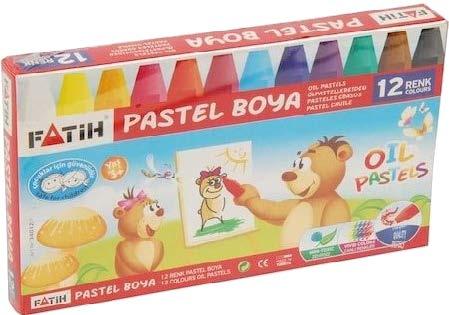 FATİH Pastel Boya