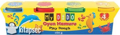 MY DİDO Oyun Hamuru PLAY-DOUGH Oyun Hamuru