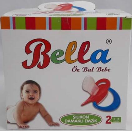 BELLA Biberon Başlığı, Emzik