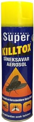 KİLLTOX Sineksavar, BAYER Sinek İlacı