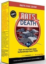 RAT'S Pasta Fare Zehri