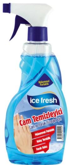 ICE FRESH Cam Temizleyici