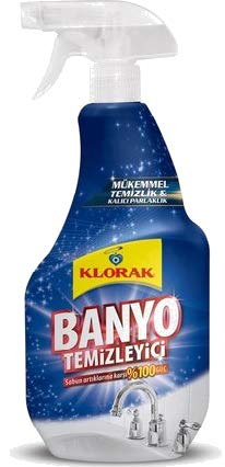 KLORAK Banyo Temizleyici 750ML