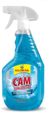 KLORAK Cam Temizleyici 975ML