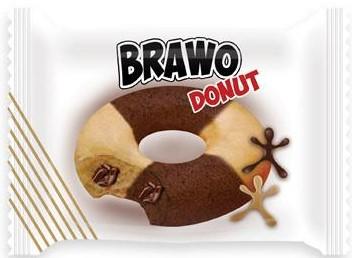 ANI Brawo Donut Mozaik, Karamel