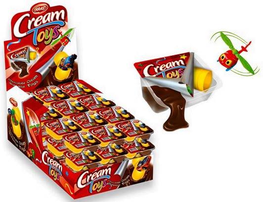 ARAS Cream Toys