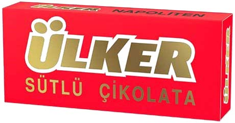 ÜLKER Çikolata Çeşitleri ÜLKER Napoliten Çikolata