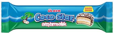 ÜLKER Coco Star Bar, Atıştırmalık
