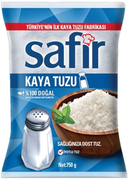 SAFiR İyotlu Tuz