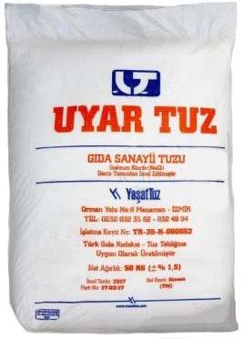UYAR Tuz 10 KG