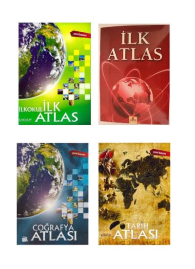 Atlas Çeşitleri