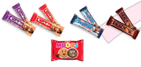 TAYAŞ Cash, Coco Run, Snack, Moods