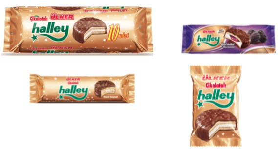 ÜLKER Halley