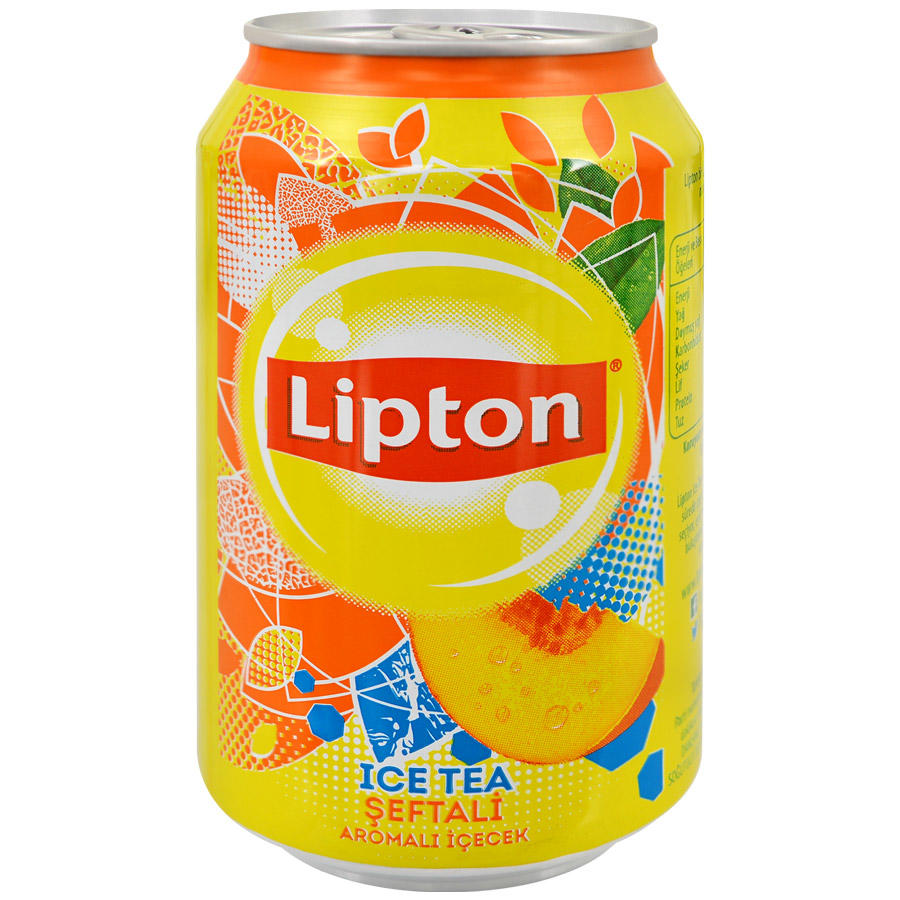 LİPTON ICE TEA ŞEFTALİ 330ML